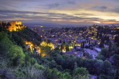 Granada, Spain ------------>>> http://www.travelinnvatn.com/2016/02/15-overlooked-beautiful-travel-destinations-to-consider.html