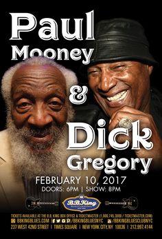 Paul Mooney & Dick Gregory (2.10.17)