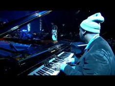 "One of our favorite video segments from Intl #JazzDay Global Concert with Robert Glasper, Esperanza Spalding, Ben Williams and Terri Lyne Carrington performing Mongo Santamaria's ""Afro Blue"" made into a classic by John Coltrane with lyrics by Oscar Brown. Jr and we think this new version with Glasper and Esperanza will also become a classic."