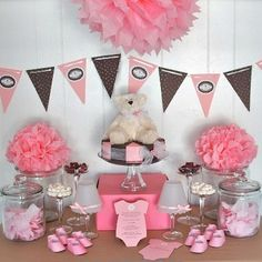 Kinds Of Celebrity Baby Shower Themes