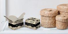 Eleganti e originali cofanetti in cartone, ideali per regali, bomboniere e promozioni. Disponibili anche con maniglia!