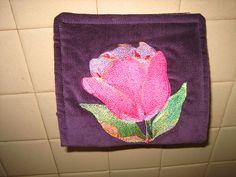 Pet Toilet Paper GuardTulip by ApronsGallery on Etsy, $15.99