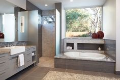 Ridgewood Residence by Cornerstone Architects (10)