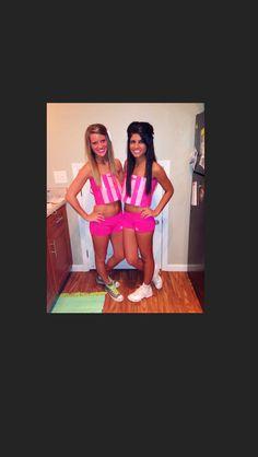 #halloween #VictoriaSecret #sorority #college #costumes