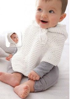 English baby hooded cape knitting pattern pdf by aliceincraftyland english quick and easy baby hooded poncho pattern pdf dt1010fo