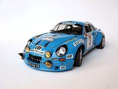 Renault Alpine GR4 Tour de Corse 74