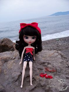 Maeko, las rocas y el mar   Flickr: Intercambio de fotos