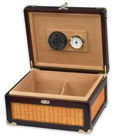 Take a look at our Humidor Seaside - 25 Cigar Count as well as other accessories from Quality Importers here at Cuenca Cigars Online your ultimate online store for Camacho Ecuador Cigars. Best Cigar Humidor, Cigar Bar, Buy Cigars, Good Cigars, Cigar Accessories, Other Accessories, Cigar Deals, Cigar Shops