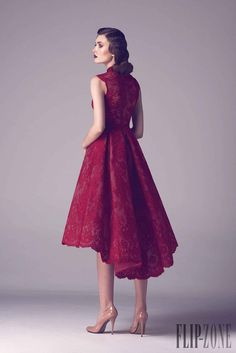 Best Selling New High-low Prom Dresses Elegant Fashion High Collar Party Dress Lace Zipper Back High Low Prom Dresses, A Line Prom Dresses, Prom Dresses Online, Ball Dresses, Ball Gowns, Evening Dresses, Elegant Dresses, Pretty Dresses, Vestidos High Low