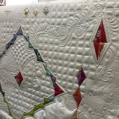Modern Longarm Quilting Services