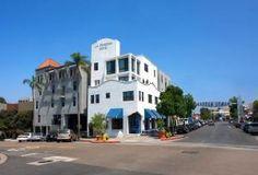 La Pensione Hotel in San Diego