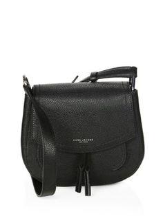cd7cec7801c06 Marc Jacobs - Maverick Leather Crossbody Bag Leather Saddle Bags
