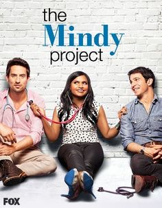 The Mindy Project - This show is a MUST SEE!  Not many shows make me laugh out loud :) I'm in love...Tuesday nights on Fox