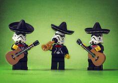 Star Wars: Stormtrooper Mariachi