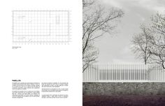 I like the clarity of this layout. Pabellón by Chilean architect Felipe Grallert.