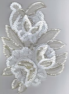 sequin applique - Google Search