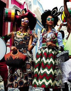 African Print outfits for women