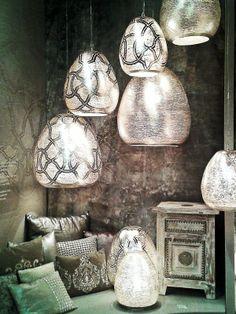 http://interiorsdesignblog.com/pearls-of-ambiete-2014/ ambiente / trends 2014 / zenza / Moroccan style /