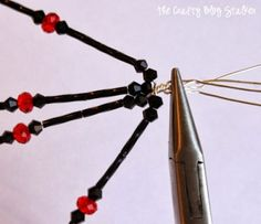 The Beaded Spider Tutorial