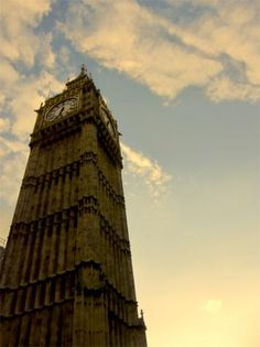 #BigBen located in London, England
