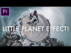 In this Adobe Premiere Pro CC Tutorial, I will show how to create a little planet effect similar to the bike riding shots in the Kendrick Lamar - Humble musi. Adobe After Effects Tutorials, Effects Photoshop, Adobe Photoshop, Photography And Videography, Video Photography, Vr Cam, Cinema 4d Tutorial, Vfx Tutorial, Adobe Illustrator Tutorials