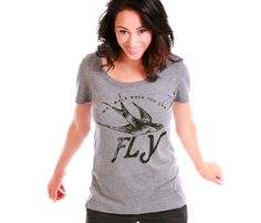 {Aspire T-Shirt} why walk when you can fly
