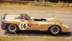 Graeme Lawrence, McLaren M12 Chev, CanAm 1970...