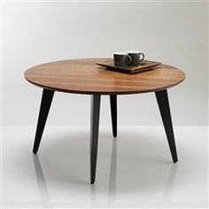 Table+basse+ronde+vintage,+Watford
