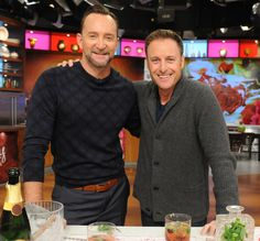 With Chris Harrison