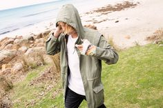 Rusty autumn 15 collection #ourkind noa deane Jay Adams, Surf Gear, Surf Outfit, Surf Style, Surf Shop, Beachwear, Rain Jacket, Surfing, Windbreaker