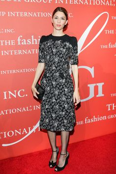 Best Dressed: The Fashion Group International Night of Stars (October 2013)