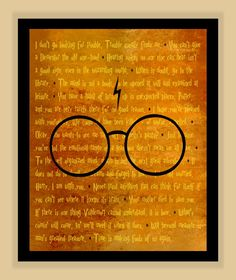 Gots to love some Harry Potter quotes!