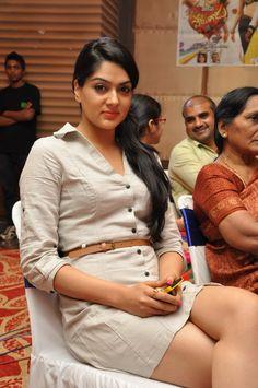 Sakshi Chowdary beautiful Stills At Potugadu Triple Platinum Disc Event