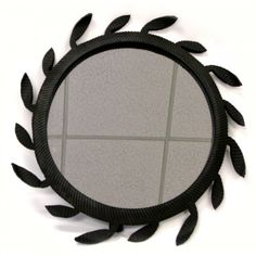 Recycled Tire Mirror