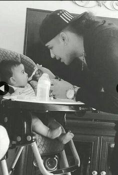 Richard y su hija
