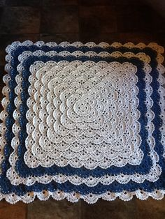 Ravelry: Project Gallery for Fluffy Meringue Blanket pattern by Patons