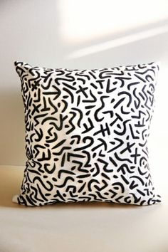 Allover Wildstyle Pillow