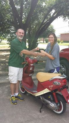Students: Take advantage of our back-to-school Genuine Scooter sale at Oso Scooters in #Waco, #Texas! #Baylor #GoBears