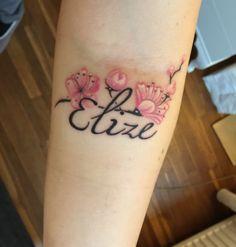 Tattoo naam kind