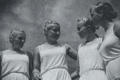 """""""DEUTSCHE MÄDEL"""" #bdm #german #girls #deutsche #mädel #deutschland #germany #nationalsocialism #race #hitler #empire #god #white #riefenstahl #sport German Women, German Girls, Ww2 History, Women In History, Raza Aria, Aryan Race, Leni Riefenstahl, Ww2 Women, World Press Photo"""