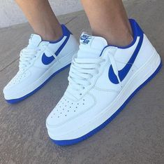 brand new 9bd47 2994d NIKE AIR FORCE 1 Men Breathable Running Shoes AF1 (Customized)