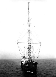 Mi Amigo Audio Studio, Recording Studio, Radios, Free Radio, Old Time Radio, Ham Radio, Tv On The Radio, Sailor, Boats