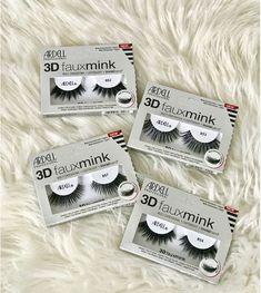 Βλεφαρίδες Ardell 3D Faux Mink  Χειροποίητες, στρωματοποιημένες & διασταυρούμενες βλεφαρίδες δημιουργούν ένα πολυδιάστατο αποτέλεσμα.   Πολύ φυσική & ελαφριά σας προσφέρει επιπλέον άνεση κατά την εφαρμογή. Lashes, Place Cards, Make Up, Place Card Holders, Eyelashes, Makeup, Beauty Makeup, Bronzer Makeup, Eye Brows