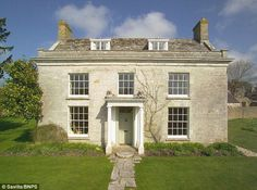 The historic 500 year old home of Admiral Lord Nelson's captain, Thomas Hardy, Portesham, Dorset, England