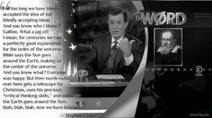 """Colbert on the Texas GOP rejecting """"critical thinking skills"""" New Pope, Funny Jokes, Hilarious, Science Quotes, Critical Thinking Skills, Stephen Colbert, Atheism, Denial, My Happy Place"""