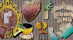 Wine Cork Crafts Ideas - DIY Projects and Home Decor by DIY JOY at http://diyjoy.com/diy-wine-cork-crafts-craft-ideas