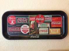 Decorating with Coke-a-Cola
