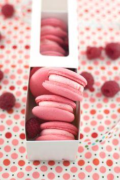 Delicious fruity and creamy Raspberry Rose Vegan Macarons made with Aquafaba. VEGAN   GLUTEN FREE #vegan #glutenfree #macarons #frenchmacarons #veganrecipe #dessert #raspberry #rose  #foodporn