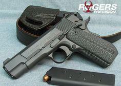 Rogers Precision grey Bobtail Colt Commander