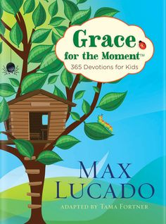 "A great book of devotions adapted from Max Lucado's ""Grace For the Moment"" for little ears to hear and understand."